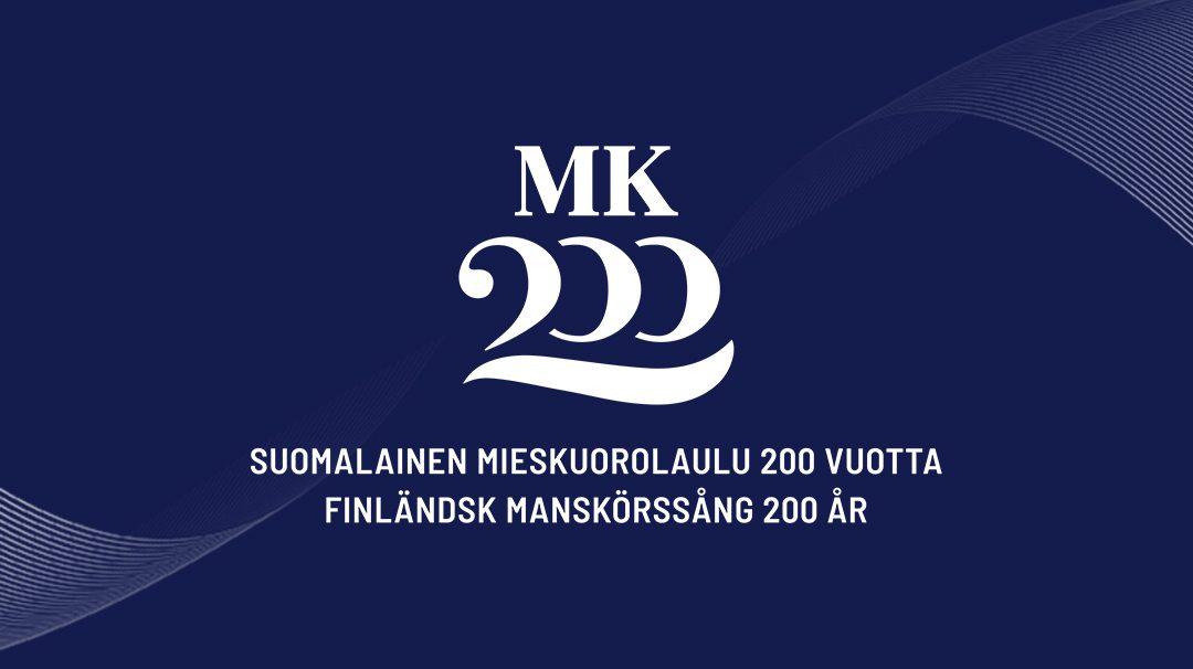 Suomalaisen mieskuorolaulun 200-vuotisjuhlakonsertit Turussa 7.5.2019 ja Helsingissä 14.5.2019