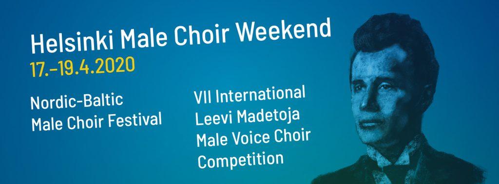Helsinki Male Choir Weekend 17 -19 4 2020 - Suomen Mieskuoroliitto