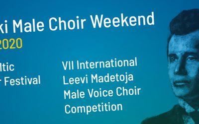 Helsinki Male Choir Weekend 17.-19.4.2020