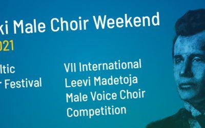 Helsinki Male Choir Weekend 9.-11.4.2021
