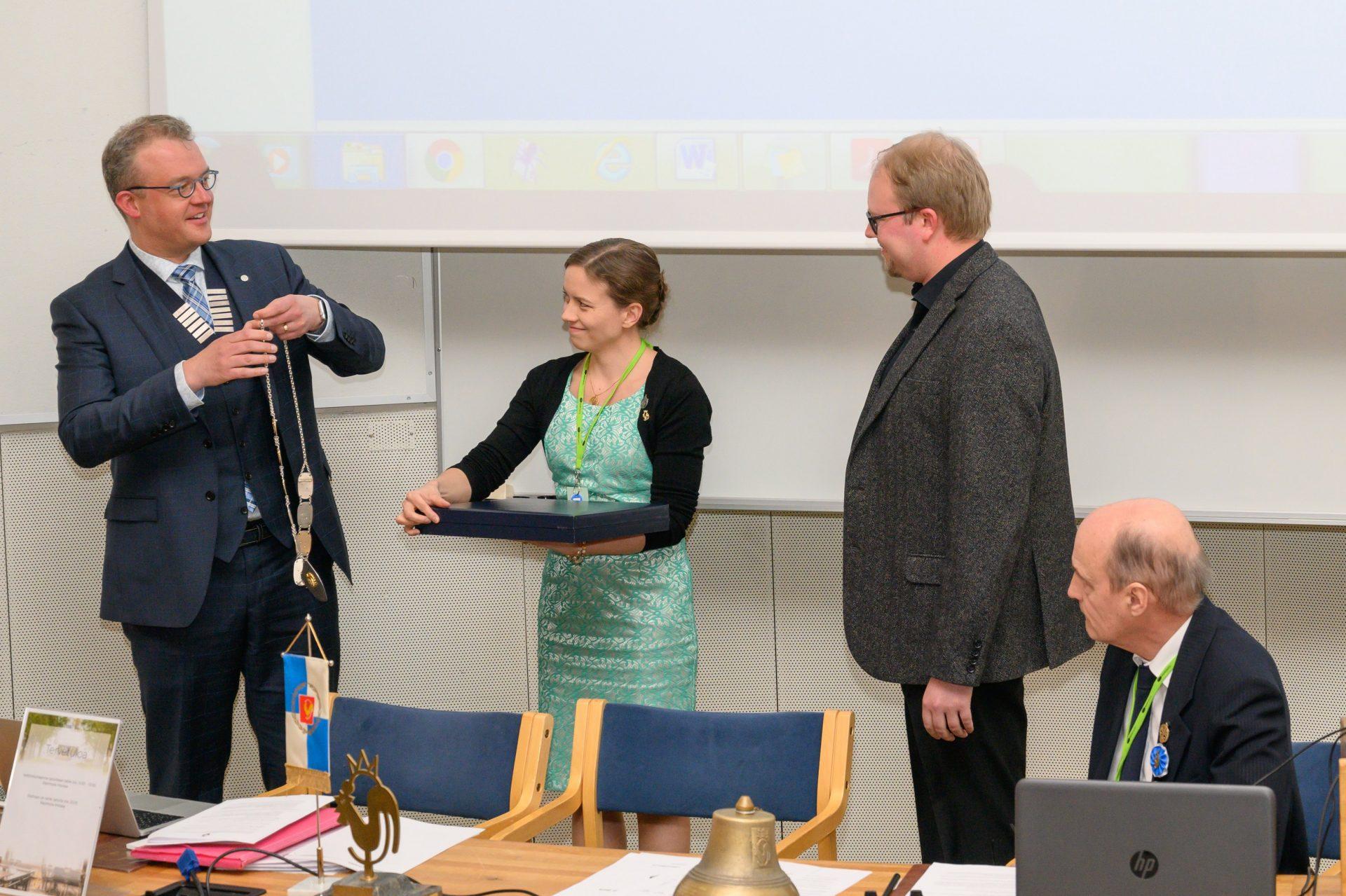 Jäsenkirje 3/2019