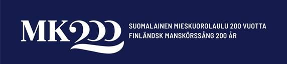 Suomalainen mieskuorolaulu täyttää 200 vuotta, tule mukaan juhlimaan!